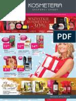 Gazetka 4-24 grudnia Kosmeteria