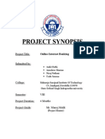 Project Synopsis