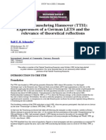 Ijccr-Vol-6-2002-2-Schroeder - Talente Tauschring Hannover (TTH) - Experiences of a German LETS and the Relevance of Theoretical Reflections