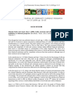 Ijccr-Vol-13-2009-Pp33-35-Ngoumou - Stiansen Endre and Guyer Jane I. (1999) Credit, Currencies and Culture - African Financial Institutions in Historical Perspective