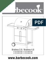 Manual Brahma Es