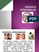 Presentacion de Violencia Intrafamiliar