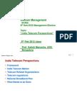 Telecom Management India Telecom .pptx