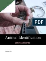 Animal Identification