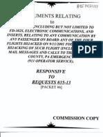 T7 B13 DOJ Doc Req 35-13 Packet 6 Fdr- Entire Contents- FBI Reports 730