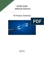 p 2 Electricity