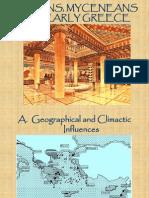 Minoan and Mycenean Civilization
