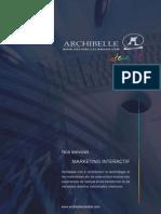 Brochure Archibelle Interactif