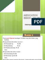 Kasus 1 QA RS Medication Error