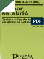 105264197 Susin Luiz Carlos El Mar Se Abrio