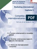 MK International - Capitolul 1