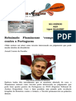 Rebaixado Fluminense 'compra a briga' contra a Portuguesa