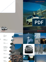 Catalogo Land Cruiser