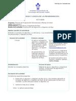 Algoritmo y Diagrama de Flujo1
