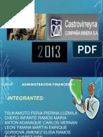 CASTROVIRREYNA COMPAÑIA MINERA S.A.