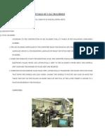 Constructional Details of CNC Machines