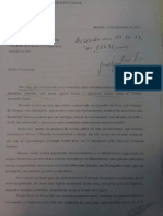Carta Renuncia Henry