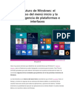 El Futuro de Windows