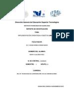 Reporte de Investigacion Unidad 5