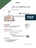 division décimale et euclidienne (6ème)