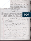 Psychic Investigator Journal Notes - Lisa Stebic 06.17.09 2pgs