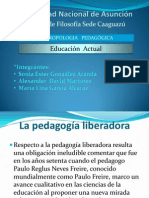Diapositiva Antropologia Pedagogica