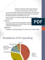 eu policies and the  eu budget 2