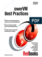 IBM PowerVM Best Practices