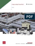 VFDs de CA de Bajo Olt PowerFlex- Guia Seleccion