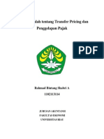 Transfer Pricing Dan Penggelapan Pajak