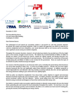 Industry Coalition Tax Reform Baucus Letter