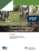 Gardening - Organic Viticulture - An Australian Manual