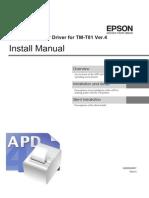 APD4 T81 Install E RevH