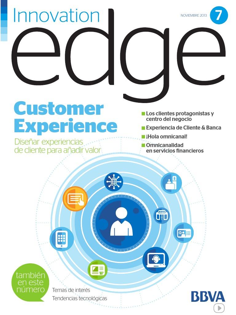Innovation Edge. Customer Experience