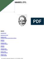 As Cartas de Amabed - Voltaire-Www.livrosGratis.net