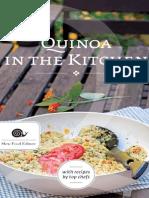 La Quinua en La Cocina