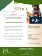 Crc Annual Report 2012