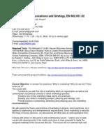 Marketing Communications and Strategy-Sheff