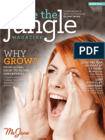 Inside the Jungle Magazine Nadine Nicholson