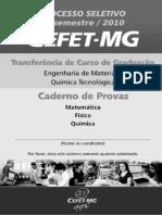 Transferencia QuimicaEngMateriais Matematica Layout 1