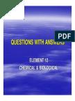 52586052 NEBOSH Questions 52 Chemical Biological