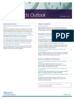 Weekly Credit Outlook for Public Finance - Dec 12 2013