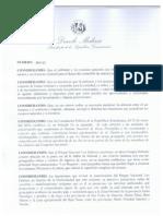 Decreto 360-13
