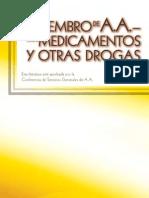El Miembro de AA medicamentos y otras drogas
