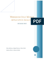 WEO Analysis