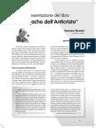 -Maurizio Blondet - Cronache Dell'Anticristo (Presentazione)