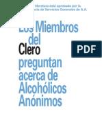 Los Miembros Del Clero