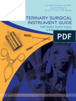 Small Animal Surgical Instruments Final Guide
