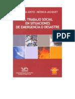 El Trabajo Social en Situaciones de Emergencia o Desastre