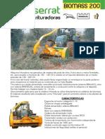 Ct Biomass 200 Esp